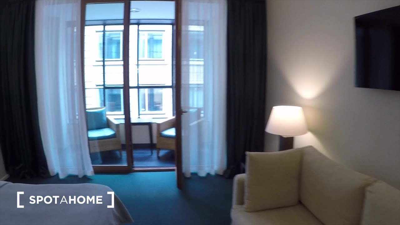 Wonderful studio apartment for rent near Humboldt University of Berlin in Mitte
