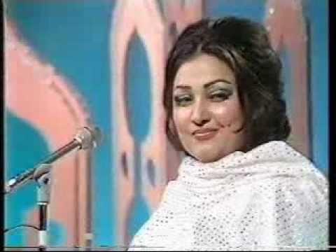 Noor Jahan live at BBC 1981