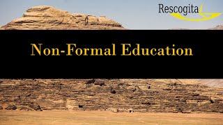 Rescogita Video tutorial – Non Formal Education