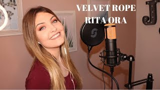 Rita ora - Velvet Rope (Jenny Jones Cover)