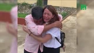 Cô gái Bạc Liêu hội ngộ gia đình sau 22 năm lưu lạc ở Trung Quốc | VTC14