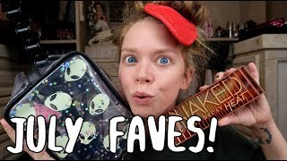 July Faves 2017!