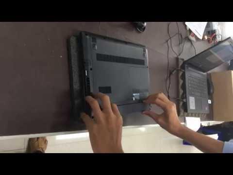 Unboxing Lenovo G40