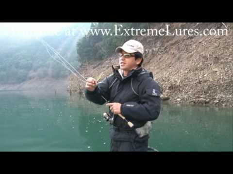 Fish Arrow Flash J Bass Fishing Lure Tips Demo Video