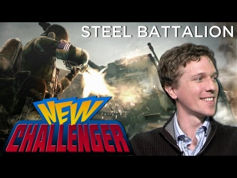 Why Steel Battalion Failed