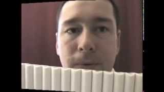 Škola hry na Panovu flétnu 2. - Douglas Bishop - tvorba tónu