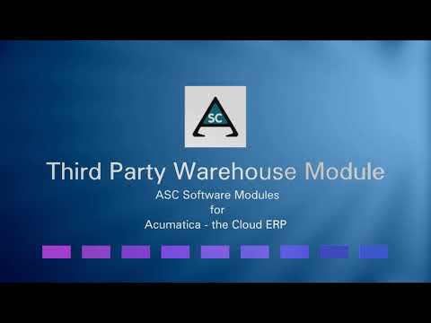 Technical discussion 3rd Party Warehouse interface design