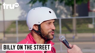 Billy on the Street - Super Sloppy, Semi-Automatic Double Dare! with  Keegan Michael-Key!