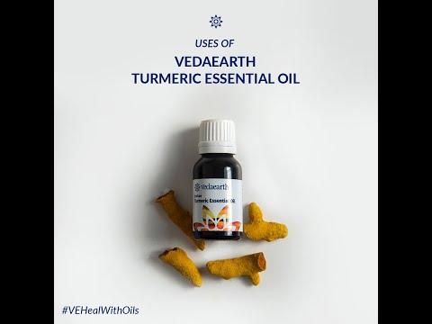 Turmeric Essential Oil Therapeutic Grade