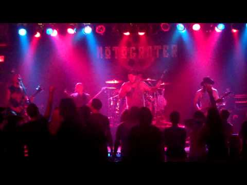The Omega Project live @ Southland Ballroom Lose Control
