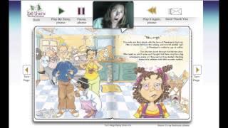 Video Storytelling Gobbledygook on BeThereBedtimeStories.com