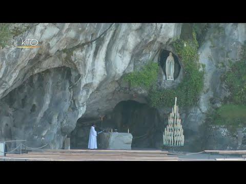Chapelet à Lourdes du 27 mars 2020