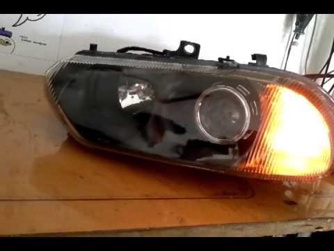 Alfa Romeo 156 LED turn signal