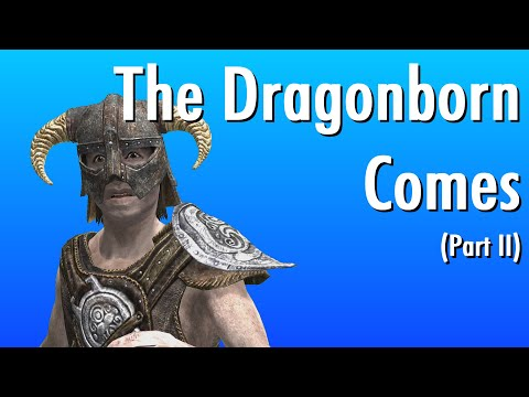 The Dragonborn Comes (Part 2)   Howard the Coward (Skyrim Roleplay Series)