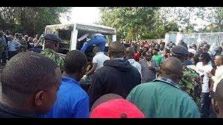 FAMILY SPEAKS: Just why did Likoni police station deputy OCS Joab Omondi kill girlfriend, self