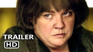 CAN YOU EVER FORGIVE ME Official Trailer (2018) Melissa McCarthy Drama Movie HD
