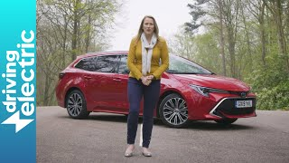 Toyota Corolla Hybrid review - DrivingElectric