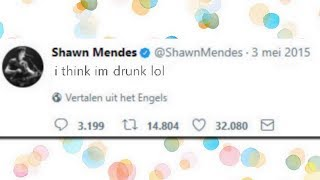 Funniest & Cutest Shawn Mendes Tweets Ever!