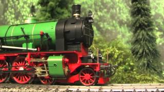 Modellbahn Neuheiten (398) Roco 722117 Dampflok 109.109 Der MAV