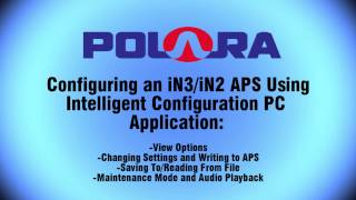 PC - iN2/iN3 Configuration
