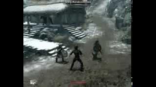 Skyrim - очень быстрый(со многими играми также)