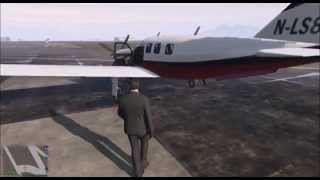 Gta5 on pc: How to fly planes and Helicopters