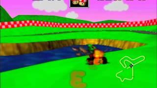"Myles ~ Mario Kart 64 - Royal Raceway Time Trial S1lap 00'31""08"