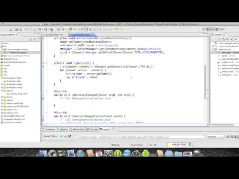 Android Development Course - Chapter 38 - Sensors