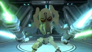 LEGO Star Wars III: The Clone Wars Walkthrough - Part 8 - Duel of the Droids