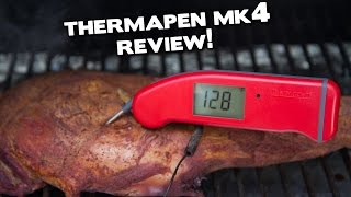 Thermapen Mk4 Unboxing and Review
