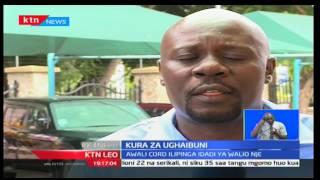 IEBC yaanza rasmi mchakato wa usajili wapiga kura raia wa Kenya wanaoishi Tanzania