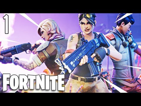 Fortnite: Save the World - Part 1 (The Storm)