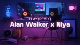 Alan Walker, K 391, Tungevaag, Mangoo   PLAY (Alan Walker X Niya Remix)