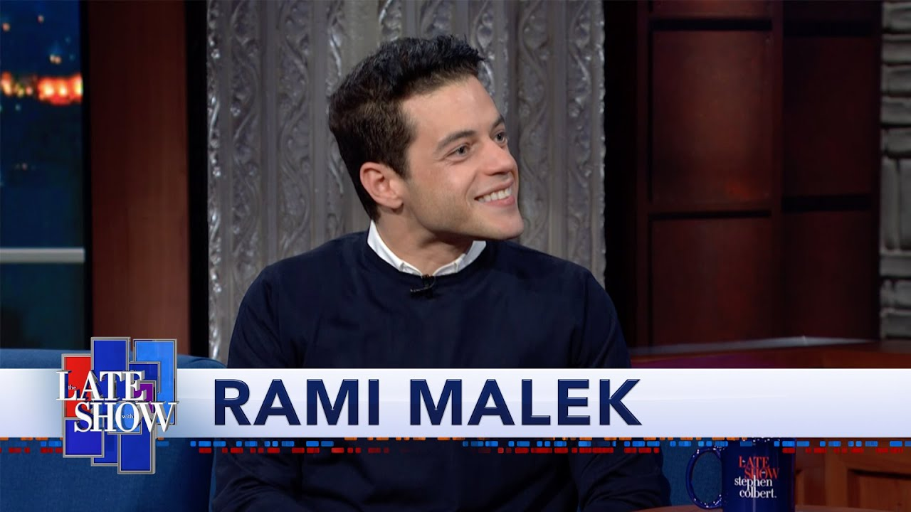 "Rami Malek, After Kissing Daniel Craig: ""Does This Make Me A Bond Girl?"" thumbnail"