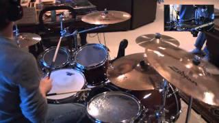 Angels & Airwaves - The War - Drum Cover