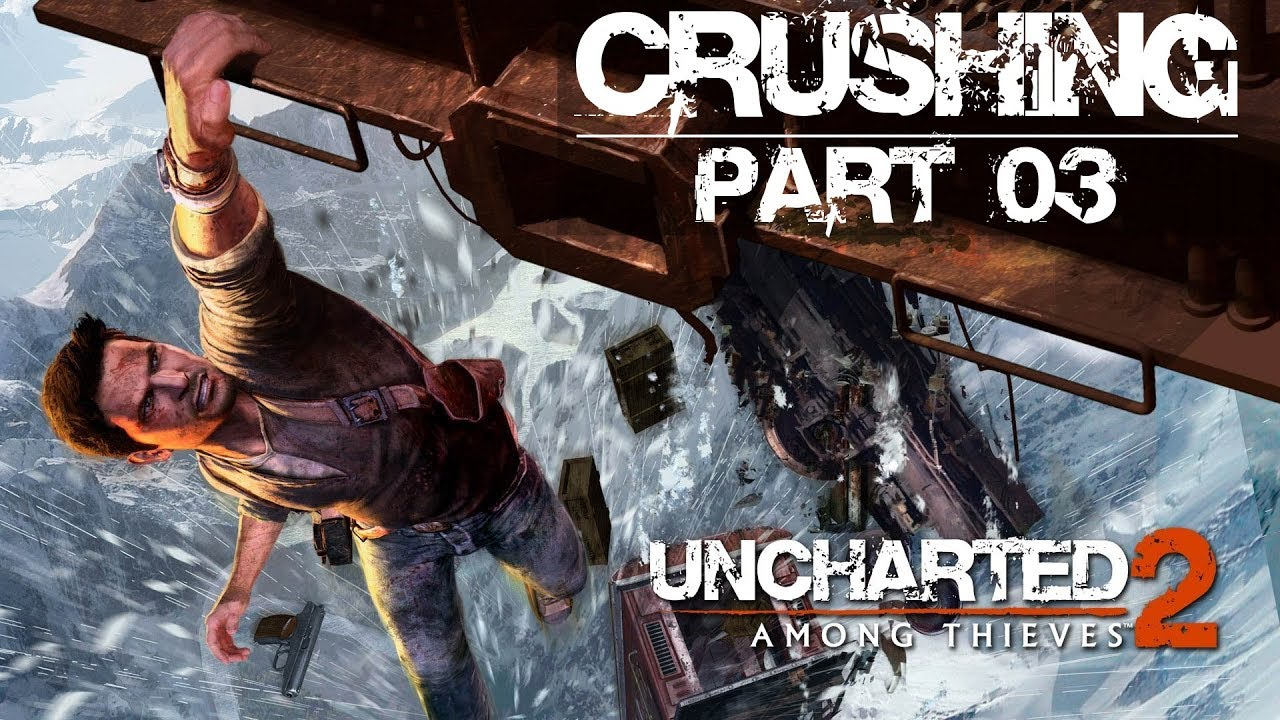 Uncharted 2: Extrem Schwierig Run (feat. Andi) – Part 3