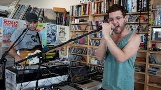 Baths: NPR Music Tiny Desk Concert