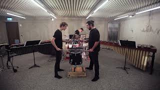 ALARMES pour trio de percussions – Youri Rosset