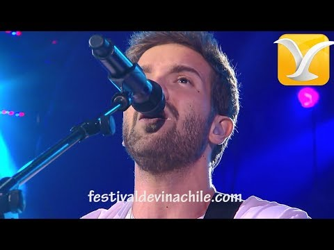 Pablo Alborán - Solamente tú - Festival de Viña del Mar 2014 HD
