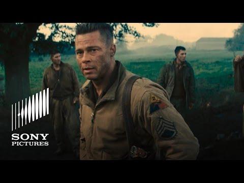Fury TV Spot 'See Brad Pitt'