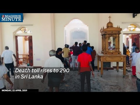 Death toll rises to 290 in Sri Lanka