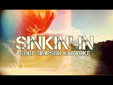 Cody Simpson - Sinkin' In - KARAOKE / INSTRUMENTAL - HD