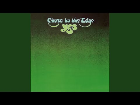 Close to the Edge (I. The Solid Time of Change, II. Total Mass Retain, III. I Get up I Get... online metal music video by YES