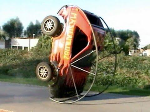 La voiture aux roulades : l'évolution de l'automobile ?