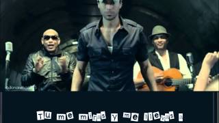 Bailando - Spanish Version - Lyrics Video -  Enrique Iglesias -  Sex and love 2014