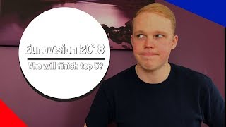 I'm heading to Eurovision!!!