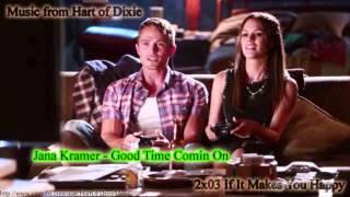 Jana Kramer - Good Time Comin' On