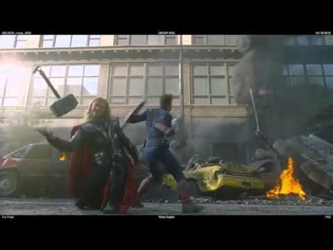 Khi Thor chụp hụt Hammer