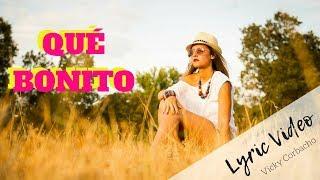 Descargar canciones de Vicky Corbacho - Qué Bonito (Bachata) | Rosario Flores MP3 gratis