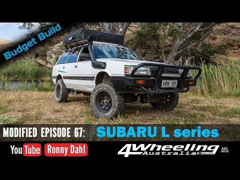 4WD Subaru L series Modified Episode 67